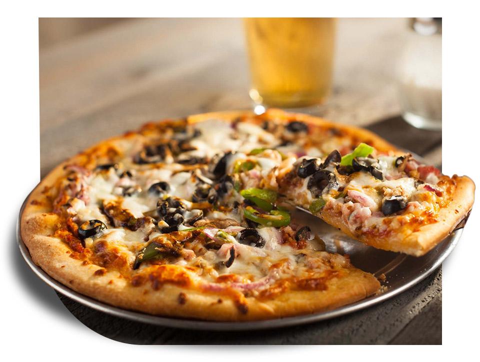 austin pizza garden - Pizza Garden